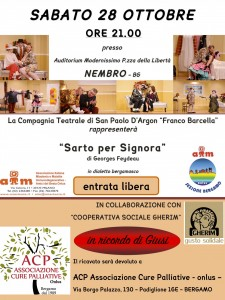 Commedia in dialetto 2017
